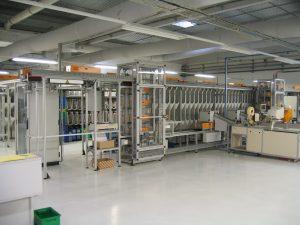 Информационная справка по строительству завода массовой печати CEWE (Гросслаб)