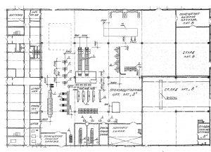 Реальный план завода