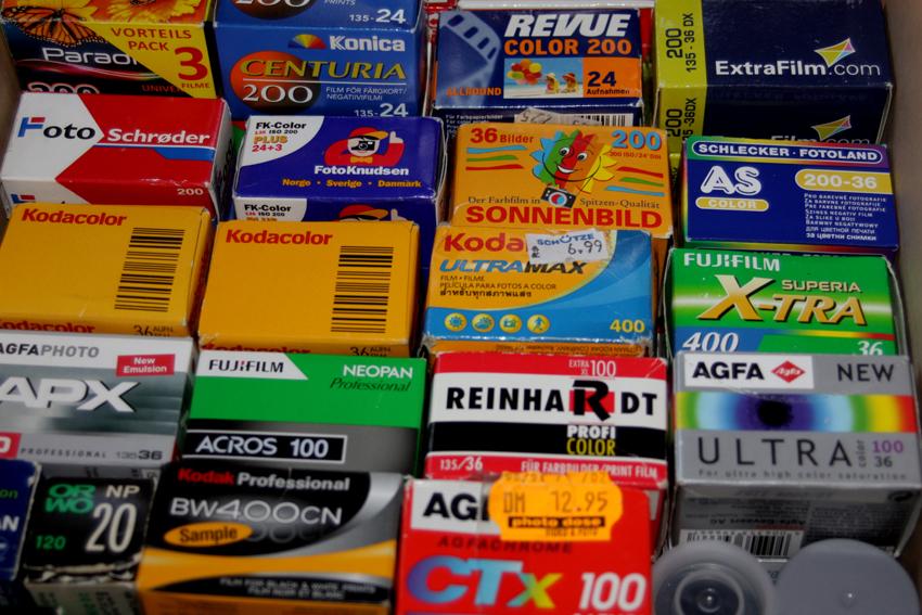 Очень мало ведущих фотографических компаний останется на рынке фотографии